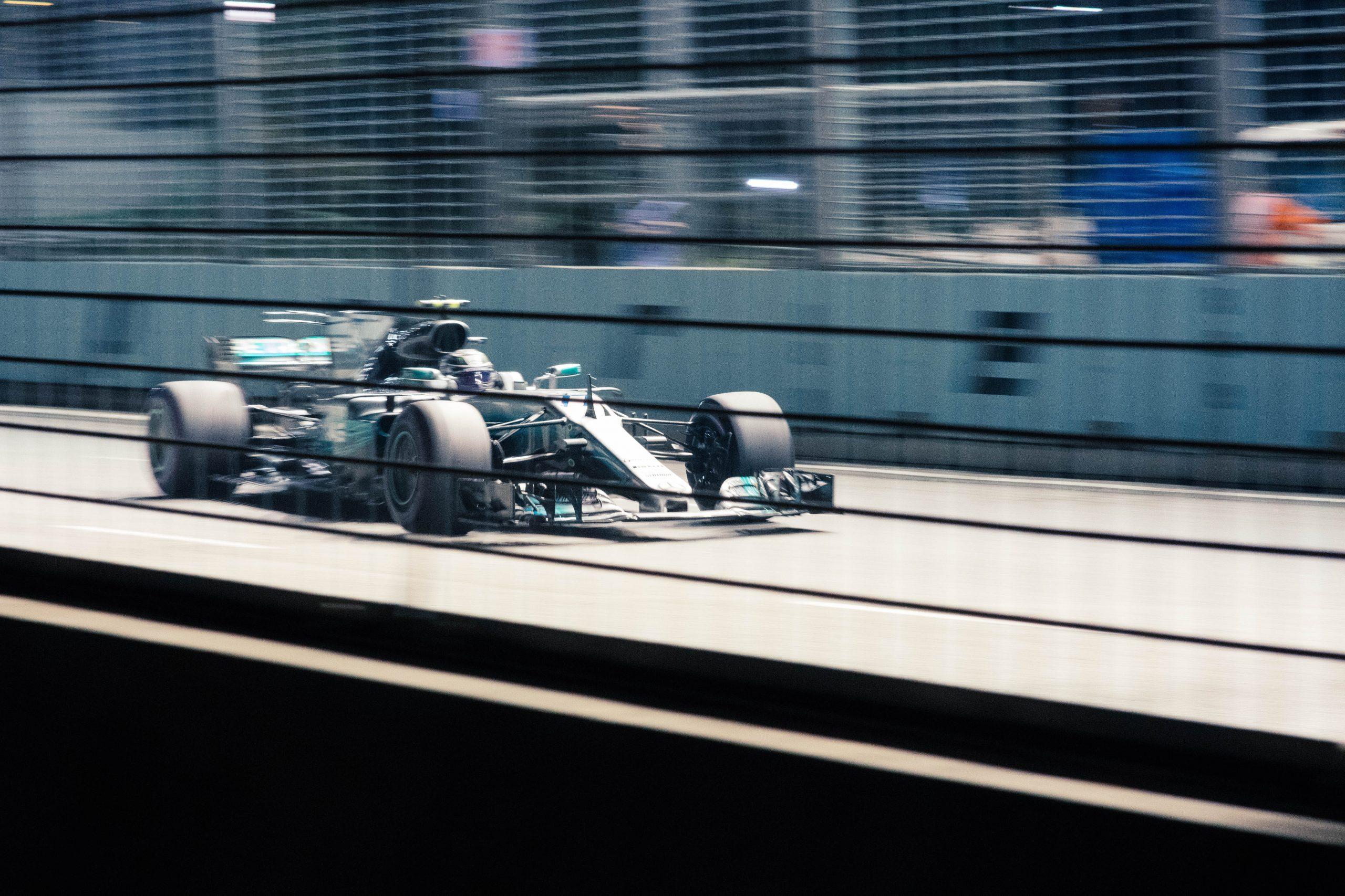 Was de race in Hongarije weer een prooi voor Mercedes?